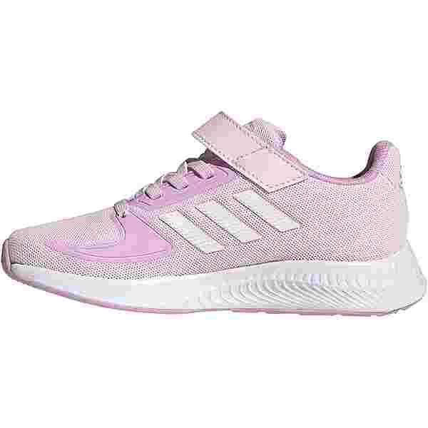 adidas RUNFALCON 2.0 Laufschuhe Kinder clear pink-ftwr white-clear lilac