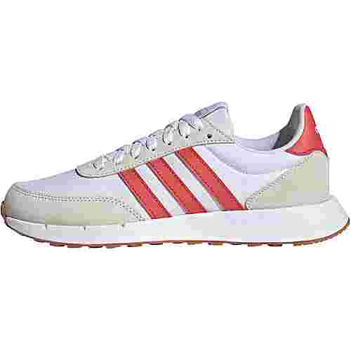 adidas RUN 60s 2.0 Sneaker Damen ftwr white-crew red-orbit grey