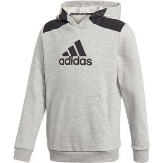 adidas FUTURE ICONS Hoodie Kinder medium grey heather