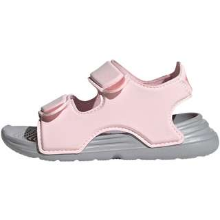adidas Badelatschen Kinder clear pink/clear pink/clear pink