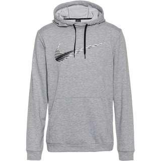 Nike Dry Hoodie Herren dk grey heather