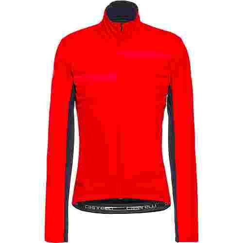 castelli TRANSITION 2 Fahrradjacke Herren red