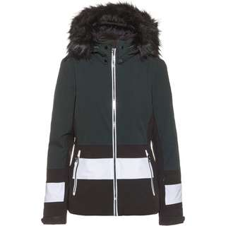 Luhta Engmo Skijacke Damen antique green