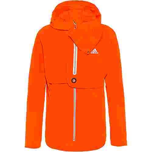 adidas Wind.Ready Laufjacke Herren app signal orange