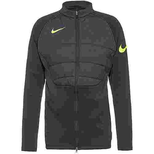 Nike Strike Trainingsjacke Herren black-black-volt