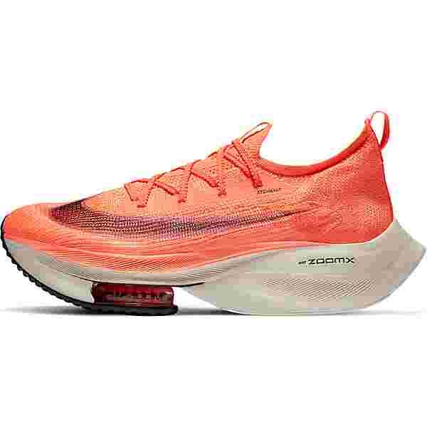 Nike Air Zoom Alphafly Next% Laufschuhe Herren bright mango-citron pulse
