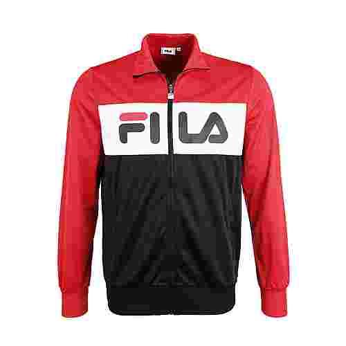 FILA BALIN Outdoorjacke Herren true red-black-bright white