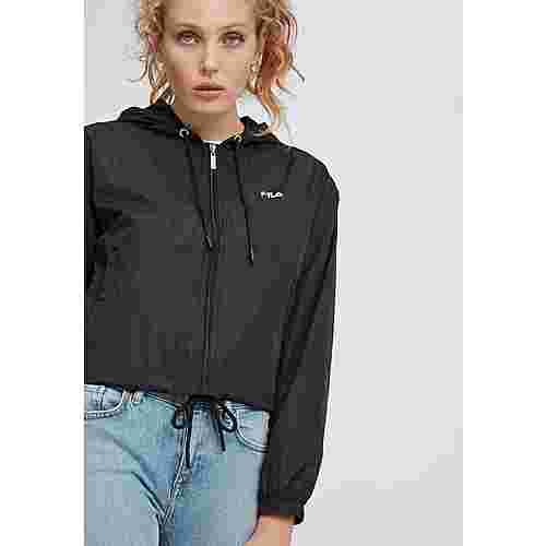 FILA EARLENE Sweatjacke Damen black