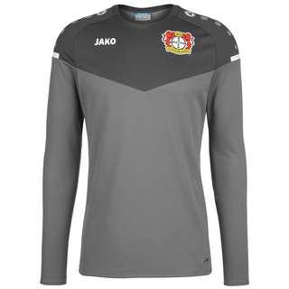 JAKO Bayer 04 Leverkusen Champ 2.0 Funktionssweatshirt Herren grau / anthrazit