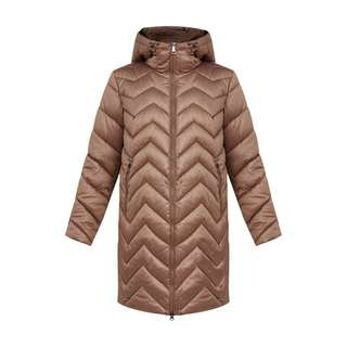 Finn Flare Kurzmantel Damen brown