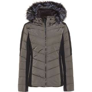Luhta Skijacke Damen steel grey
