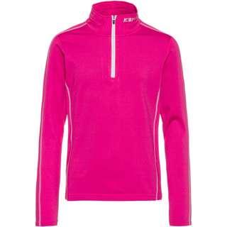 ICEPEAK Fleminton Layerlangarmshirt Kinder hot pink