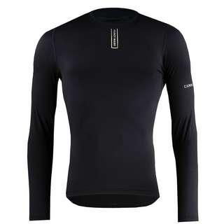 PERCY MASH Cryo Winter Unterhemd Herren black