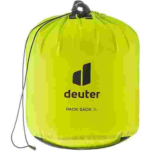 Deuter Pack Sack 3 Packsack citrus