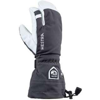Hestra Heli Ski 3-finger Skihandschuhe grey