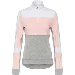 Bogner Fire + Ice Esra Funktionsshirt Damen rose/grey/white