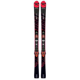 Rossignol REACT LIMITED/XP11 GW BK/HR Race Carver schwarz-rot