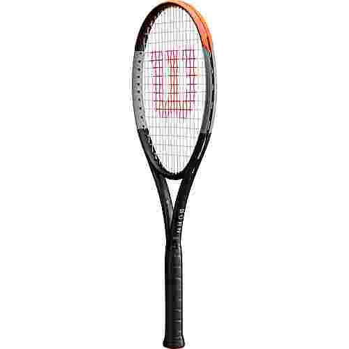 Wilson Burn 100 ULS Tennisschläger black-orange