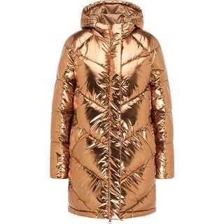 MYMO Winterjacke Damen gold
