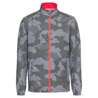 BIDI BADU Finan Tech Jacket Funktionsjacke Kinder grau/schwarz