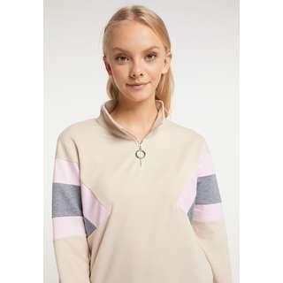 MYMO Sweatshirt Damen creme