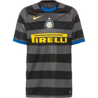 Nike Inter Mailand 20-21 3rd Trikot Herren dark grey-tour yellow
