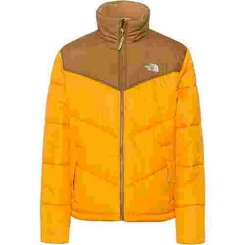The North Face SAIKURU Steppjacke Herren summit gold-utility brown