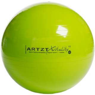 ARTZT Vitality Gymnastikball grün