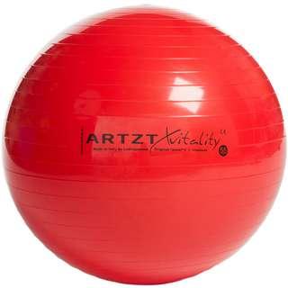ARTZT Vitality Gymnastikball rot