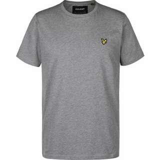 Lyle & Scott Crew Neck T-Shirt Herren grau/meliert