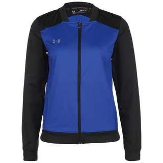 Under Armour Challenger II Trainingsjacke Damen blau / schwarz