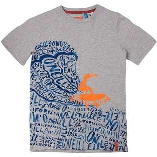O'NEILL SURFER T-Shirt Kinder light grey melange
