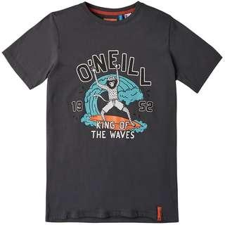 O'NEILL KING OF WAVES T-Shirt Kinder asphalt