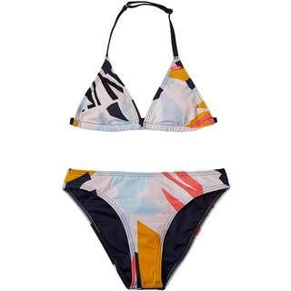 O'NEILL VENICE BEACH PARTY Bikini Set Kinder pink purple aop-yellow