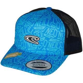 O'NEILL TRUCKER Cap Kinder blue aop