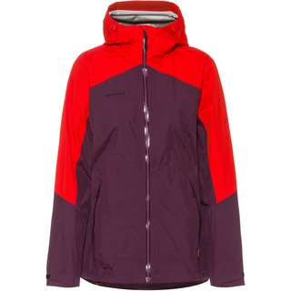 Mammut GORE-TEX® Convey Tour Hardshelljacke Damen blackberry-spicy
