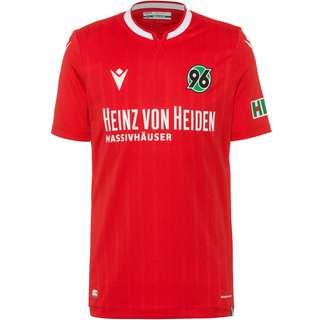 macron Hannover 96 20-21 Heim Trikot Herren rot