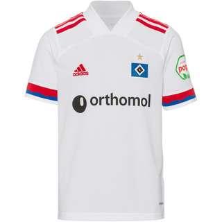adidas Hamburger SV 20-21 Heim Trikot Kinder white