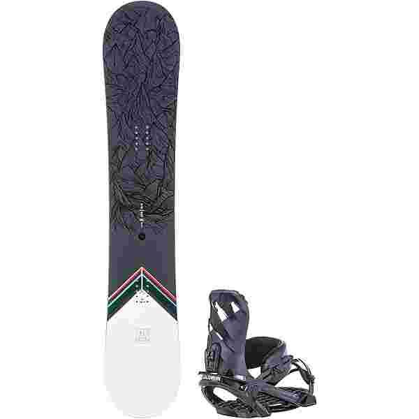 Salomon SET SIGHT+RHYTHM All-Mountain Board Herren black