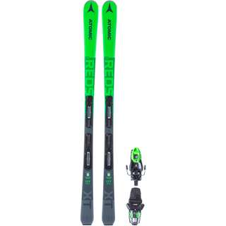 ATOMIC REDSTER XT + M 10 GW SET All-Mountain Ski green-grey