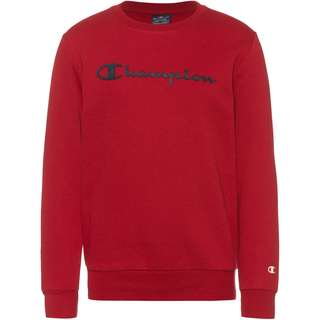 CHAMPION Sweatshirt Kinder rio red