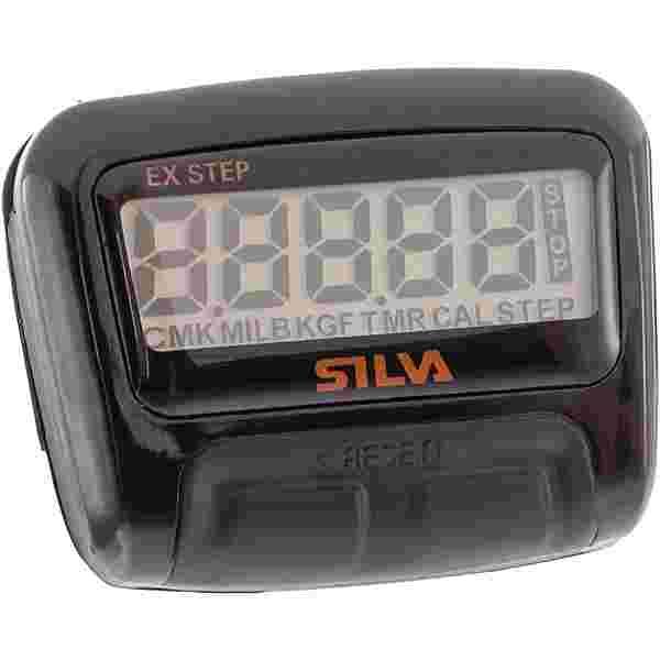 SILVA ex Step Schrittzähler schwarz