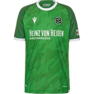macron Hannover 96 20-21 Auswärts Trikot Herren grün