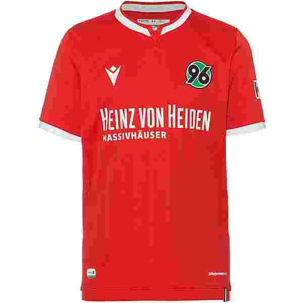 macron Hannover 96 20-21 Heim Trikot Kinder rot
