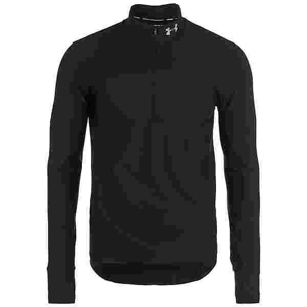 Under Armour Qualifier Funktionsshirt Herren black-black-reflective