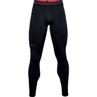 Under Armour Heatgear Rush Tights Herren black-black