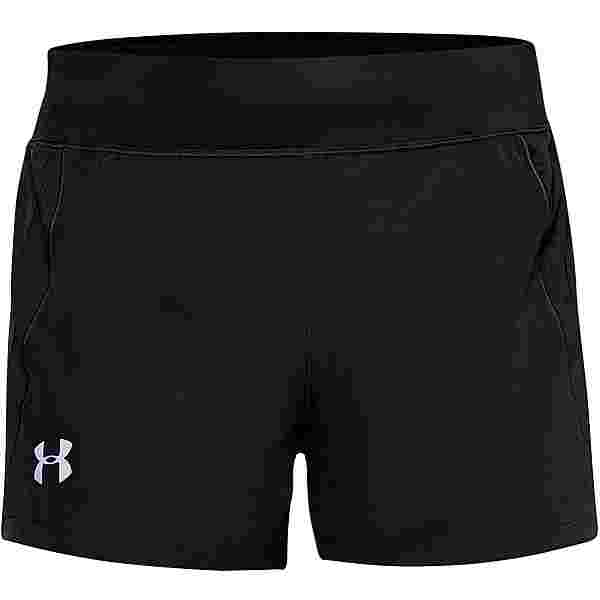 Under Armour Qualifier SP Funktionsshorts Damen black