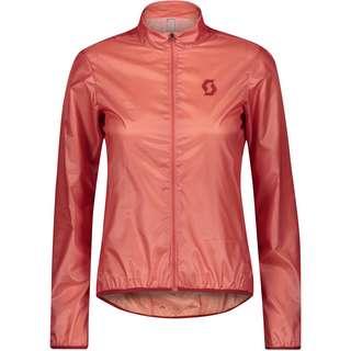 SCOTT Endurance WB Fahrradjacke Damen brick red-rust red