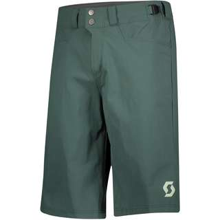 SCOTT Trail Flow Fahrradshorts Herren smoked green