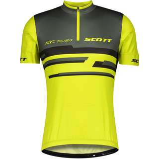 SCOTT RC Team 20 Trikot Herren sulphur yellow-smoked green